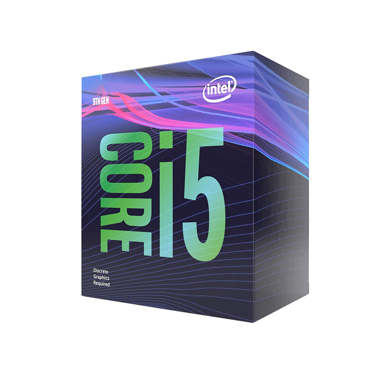 CPU intel i5 9400F 2.90GHz tubo 4.10