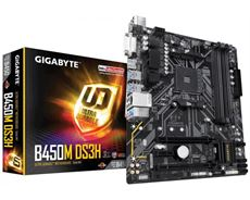Gigabyte B450M-DS3H - Socket AM4